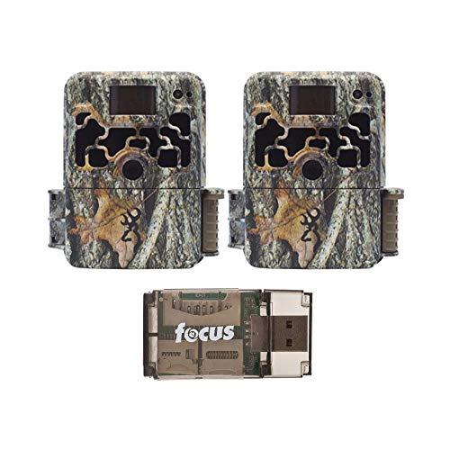 Browning Trail Kameras Dark Ops Extreme 16 MP Spielkameras und Fokus USB-Kartenleser