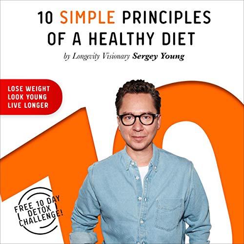 Couverture de 10 Simple Principles of a Healthy Diet
