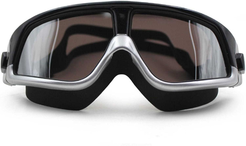 YD Goggles Adult Professional Training Swimming Goggles Swimming Competition Goggles Anti-UV Anti-Fog Waterproof HD Large Border