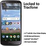 Tracfone ZTE Blade T2 Lite 4G LTE Prepaid Cell...