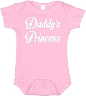 Adorable Onesie | Daddy's Princess | 0-12 mo