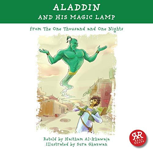 Aladdin and His Magic Lamp cover art