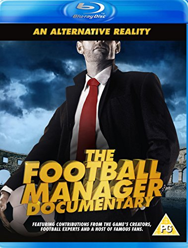An Alternative Reality: The Football Manager Documentary Blu-Ray [DVD] [UK Import]