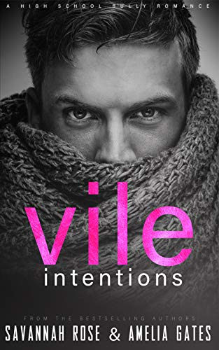 Vile Intentions: A Dark Sports Bully Romance