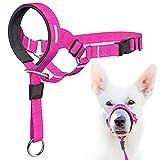 GoodBoy Dog Head Halter Pink Nylon (Pink, 3)