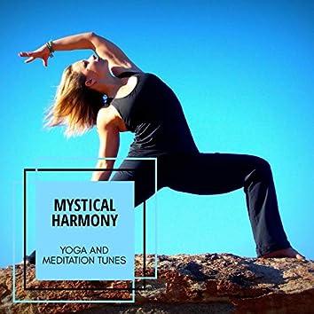 Mystical Harmony - Yoga And Meditation Tunes