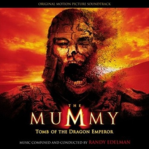 Mummy: Tomb Of The Dragon Emperor,The  Cd