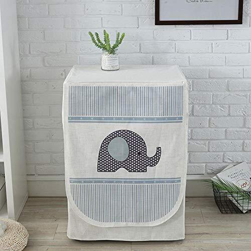 lavadora secadora carga superior 44x60 Marca GZxyj