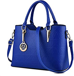 Womens Leather Shoulder Bag Tote Purse Fashion Top Handle Satchel Handbags