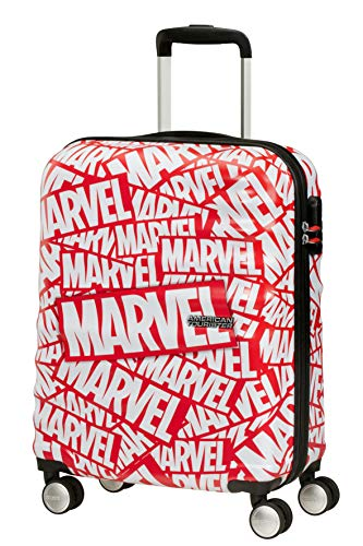 American Tourister Equipaje Infantil Logotipo De Marvel