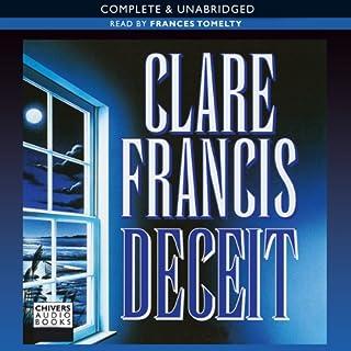 Deceit audiobook cover art