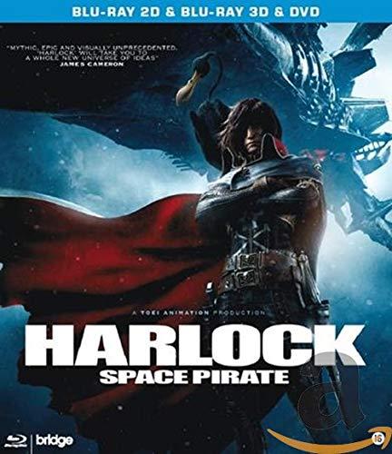 Harlock - Space pirate - 3D (1 BLU-RAY)