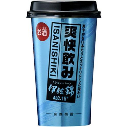 伊佐錦 乙類15° ショットバー 白麹仕込 芋 200ml