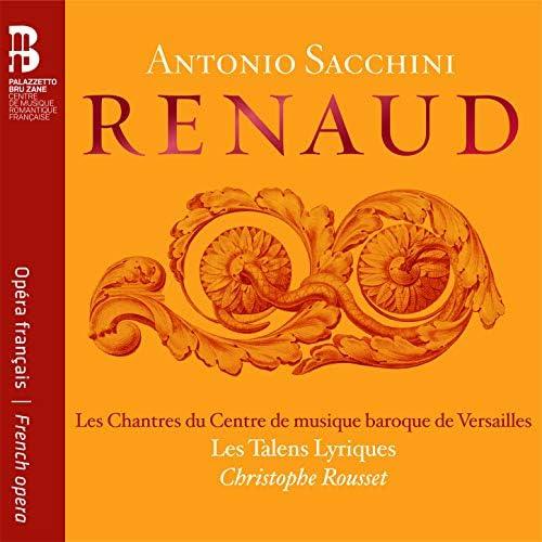 Les Chantres du Centre de Musique baroque de Versailles, Les talents lyriques, Christophe Rousset, Marie Kalinine & Julien Dran