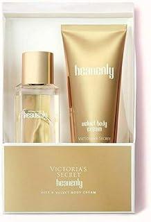 Victoria's Secret Heavenly Fragrance Mist and Velet Cream Body Lotion 2-Piece Gift Set for Women