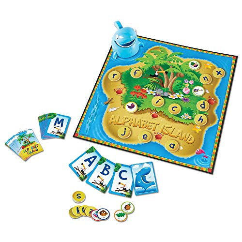 Learning Resources Alphabet Island Letter & Sounds Game Now $10.85 (Was $19.99)