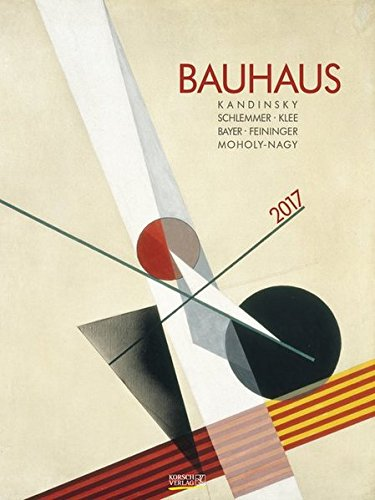 Bauhaus 2017: Kunst Gallery Kalender