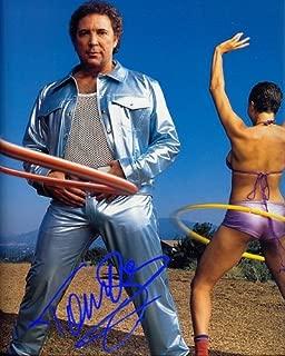 Tom Jones Autographed Preprint Signed 11x14 Poster Photo