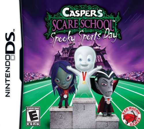 Casper's Scare School: Spooky Sports Day by Solutions 2 Go
