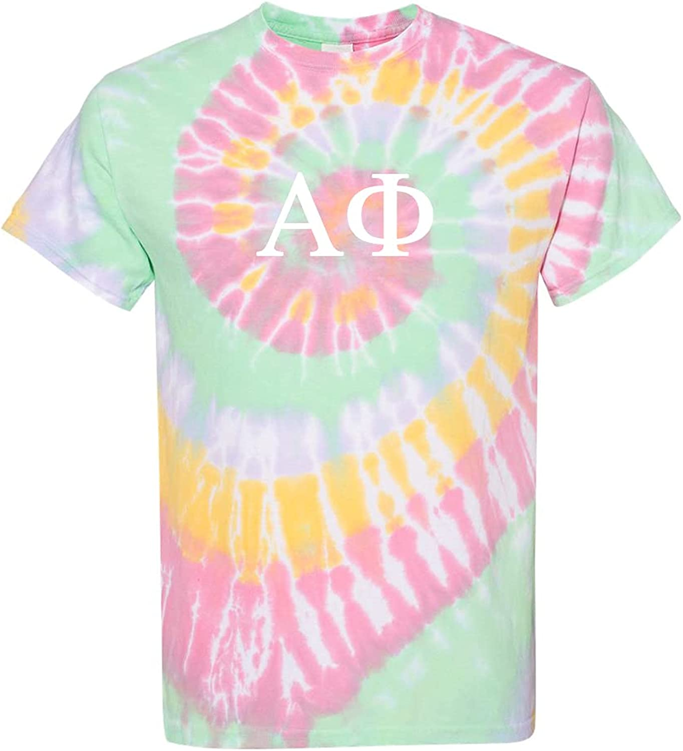 Alpha Super sale period limited Phi Tie Dyed Product T-Shirt Sorority - Tees AF
