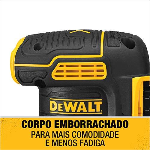 DEWALT 20V MAX Orbital Sander, Tool Only (DCW210B)