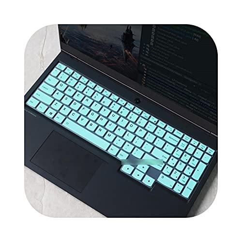 Keyboard cover Protección teclado teclado teclado para Lenovo Legion 5 Pro 16 Trampa (16') AMD/Legion 5 5I 2021 15 6 pulgadas 2020 – SkyBlue