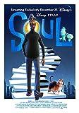 Fullfillment Posters Soul Movie Poster Print Photo Wall Art Jamie Foxx, Tina Fey Size 24x36#1