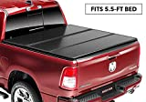 Rugged Liner E-Series Hard Folding Truck Bed Tonneau Cover | EH-D5509 | Fits 2009-2018, 19/20...