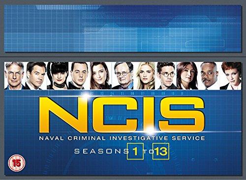 NCIS: Seasons 1-13 [DVD]