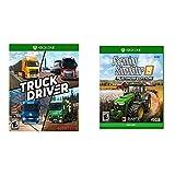 Truck Driver - Xbox One & Farming Simulator 19 Platinum Edition (Xb1) - Xbox One