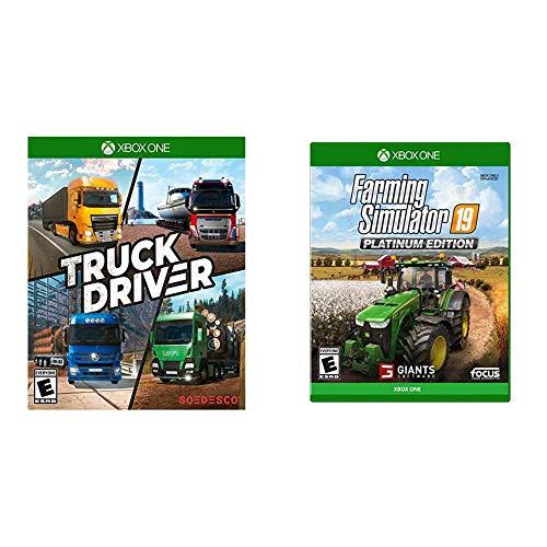 Truck Driver - Xbox One & Farming Simulator