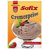 20x Rotplombe Sofix Cremespeise Pudding Schokolade (1 kg)