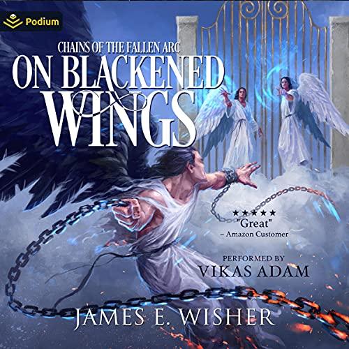 On Blackened Wings cover art
