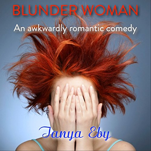 Blunder Woman audiobook cover art