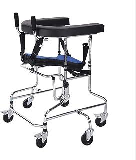 Medical Supplies Equipment Walker Child Walker Child Paralysis Rehabilitation Exercise Disabled Wheeled Walker Adjustable ...