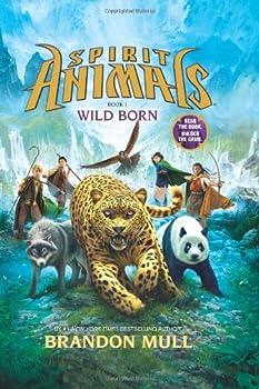 Wild Born  Spirit Animals Book 1   1