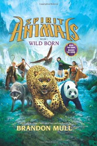 Mull, B: Wild Born (Spirit Animals, Band 1)