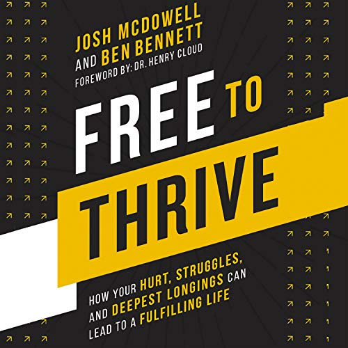 Free to Thrive cover art