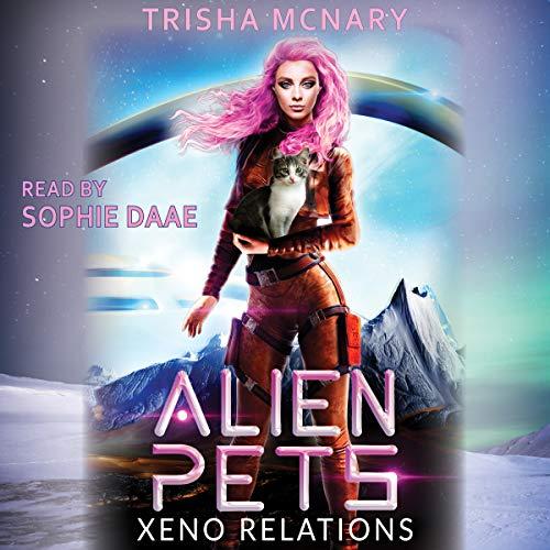 Alien Pets audiobook cover art