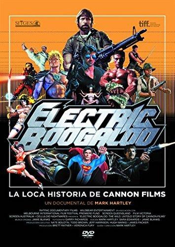 Electric Boogaloo - Die unglaublich wilde Geschichte der verrücktesten Filmfirma der Welt (Electric Boogaloo: The Wild, Untold S