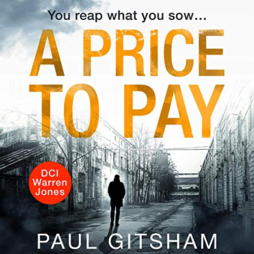A Price to Pay audiobook cover art