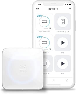 Nature スマートリモコン Nature Remo Remo-1W2(2nd Generation)