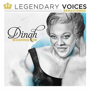 Legendary Voices: Dinah Washington (Remastered)