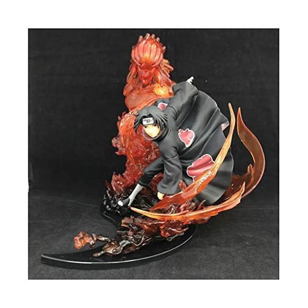 Uchiha Itachi -Susanoo- Kizuna Relation Naruto Statue - High 21CM 3