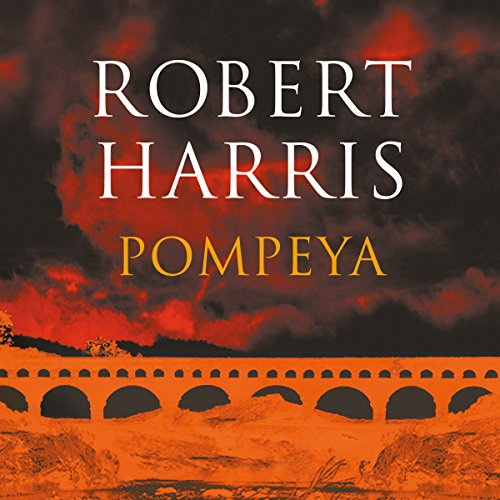 Pompeya [Pompeii] audiobook cover art