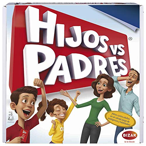 Juego De Mesa Padres Contra Hijos