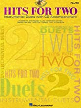 Hits for Two: Flute (Instrumental Folio)