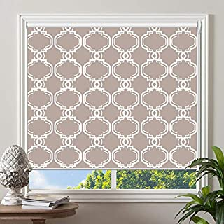 PASSENGER PIGEON Blackout Window Shades, Premium UV Protection Water Proof Custom Roller Blinds, Printed Picture Window Roller Shade, 70