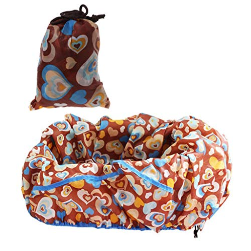 QERMULA Universal Baby Kids 2-en-1 Funda para Carrito de Compras Cubierta para Silla Alta para niños pequeños para Mum Cubierta para Carrito de Compras 4#