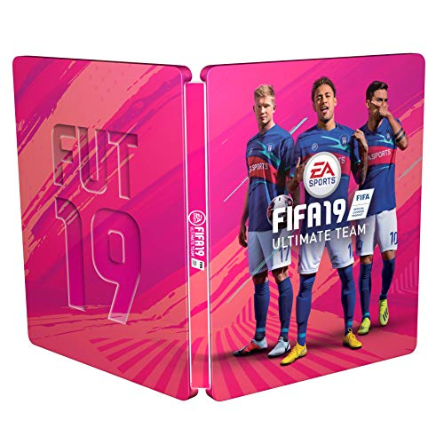 FIFA 19 - Steelbook for Standard Edition (exclusive to Amazon.co.uk) [No Game Included] [Importación inglesa]